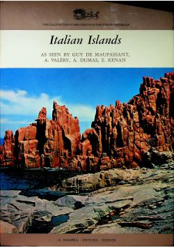 Italian Islands as seen by Guy de Maupassant