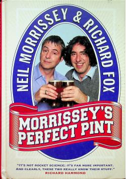 Morrisseys perfect pint