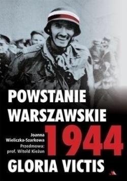 Powstanie warszawskie 1944 Gloria Victis