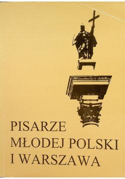 Pisarze Młodej Polski i Warszawa