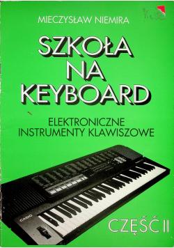 Szkoła na keyboard część II