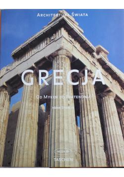 Grecja Od Myken Do Partenonu