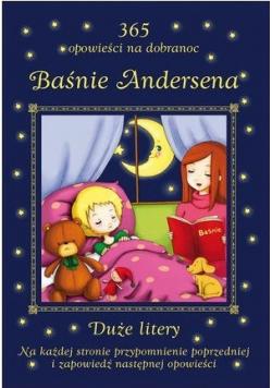 365 opowieści na dobranoc Baśnie Andersena