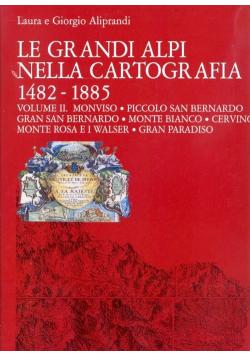 Le Grandi Alpi Nella Cartografia 1482 1885