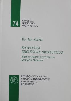 Katecheza Królewska Niebieskiego + Autograf autora