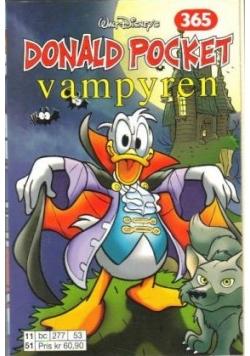 Donald Pocket Vampyren