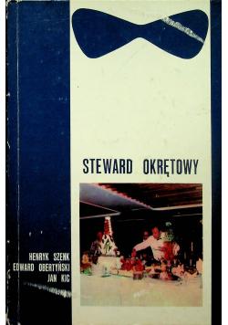 Steward okrętowy