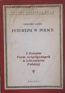 Futuryzm w Polsce