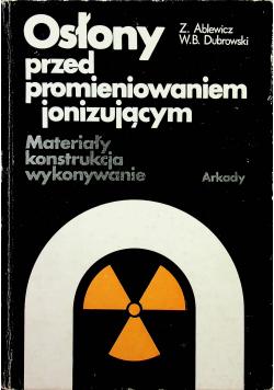 Osłony przed promieniowaniem jonizującym