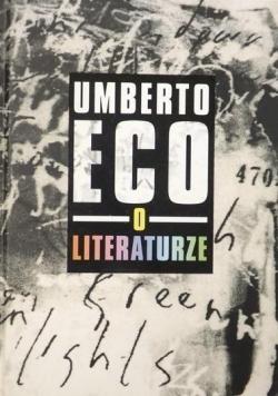 O literaturze