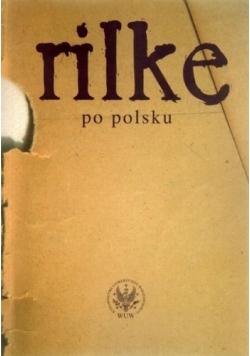 Rilke po polsku