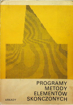 Programy metody elementów skończonych