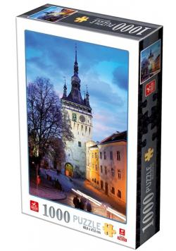 Puzzle 1000 Rumunia, Klasztor Sucevita