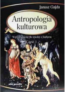 Antropologia Kulturowa