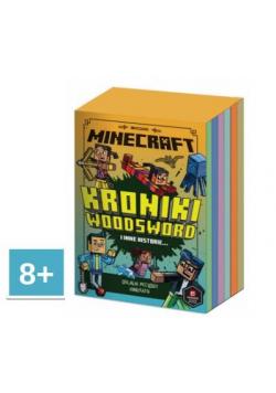 Minecraft. Kroniki z Woodsword. Saga 6 powieści