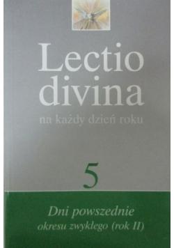 Lectio divina 5
