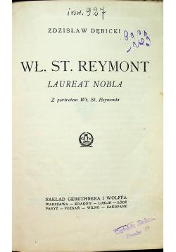 Wł St Reymont 1925r
