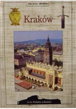 Kraków przewodnik historyczny