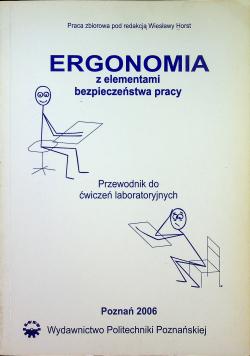 Ergonomia z elementami bezpieczeństwa pracy