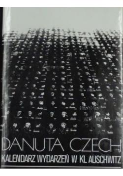 Kalendarz wydarzeń w KL Auschwitz