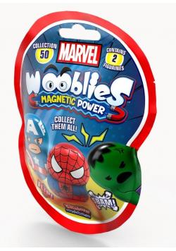 Wooblies Marvel figurki 2-pack