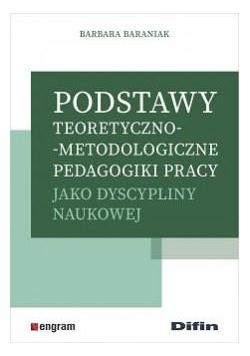 Podstawy teoretyczno-metodologiczne pedagogiki...