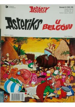 Asterix Tom 23 Asteriks u Belgów