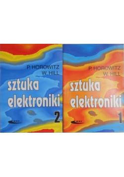 Sztuka elektroniki tom I i II