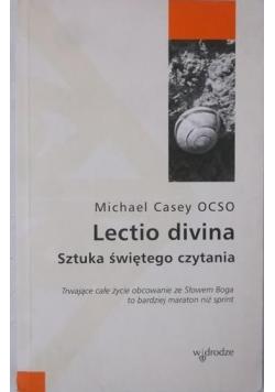 Lectio divana sztuka świętego czytania
