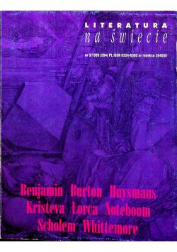 Literatura na świecie 3