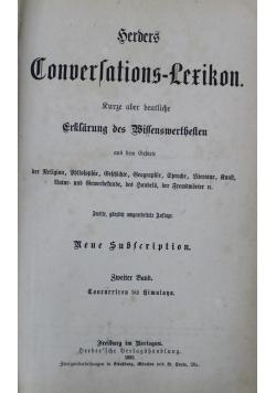 Conversations Lerikon  1882