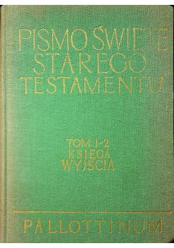 Pismo Święte Starego Testamentu Tom I  2