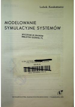 Modelowanie symulacyjne systemów