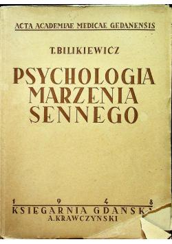Psychologia marzenia sennego 1948 r.