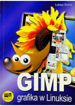 GIMP grafika w Linuksie