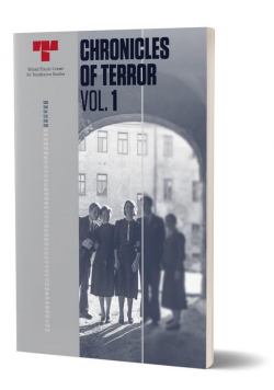 Chronicles of Terror. Volume 1. German...