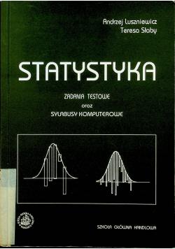 Statystyka zadania testowe oraz sylabusy komputerowe