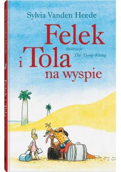 Felek i Tola na wyspie