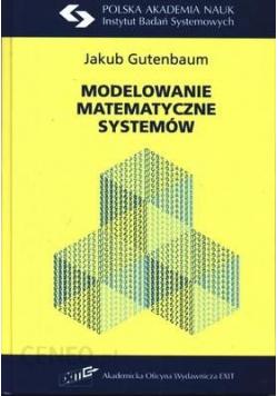 Modelowanie matematyczne systemów