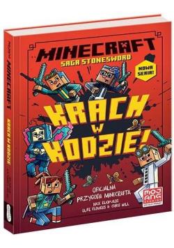 Minecraft/Kroniki ze Stonesword T.1 Krach w kodzie