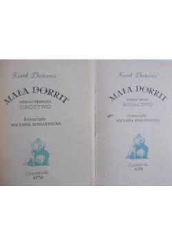Mała Dorrit tom I i II