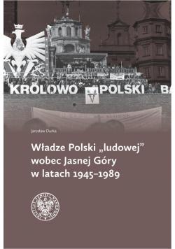 Władze Polski