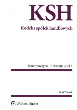 Kodeks spółek handlowych Przepisy