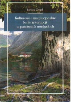 Kulturowe i instytucjonalne bariery korupcji w państwach nordyckich