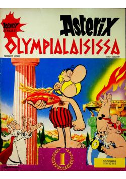 Asterix Olympialasissa