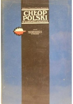Dezorganizacja i Reorganizacja w Polsce Tom 4