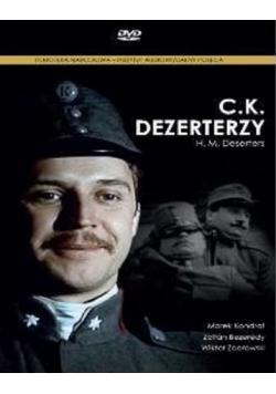 CK Dezerterzy cz.1-2 DVD nowa