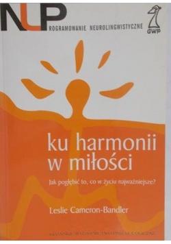 Ku harmonii w miłości