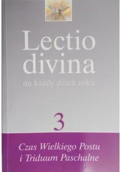 Lectio divina na każdy dzień roku 3