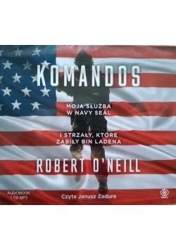 Komandos Audiobook Nowa